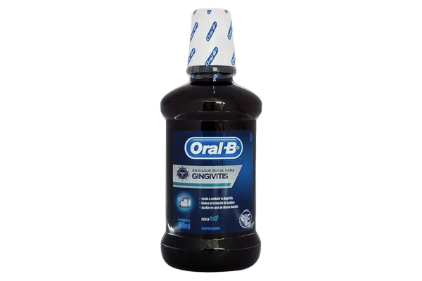 Oral B Enjuague Bucal Gingivitis